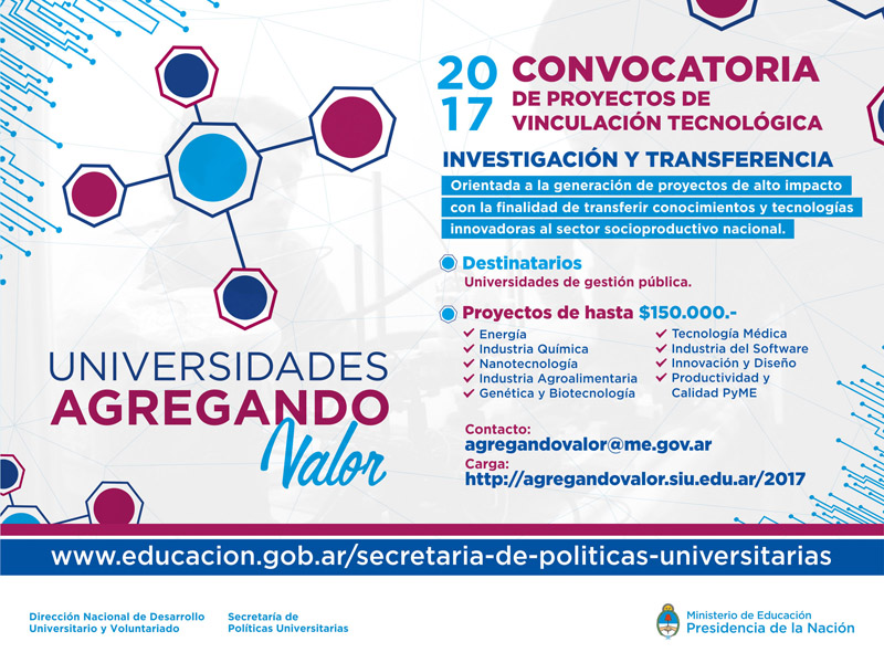 FLYER AGREGANDO VALOR 2017