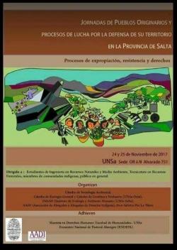 Leer más:Jornada de Pueblos Originarios y procesos de lucha