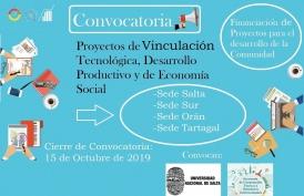 Leer más:Convocatoria: Proyectos de Vinculación Tecnología, Desarrollo productivo y de Economía Social