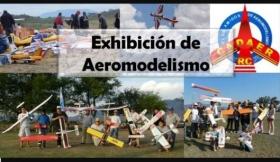 Leer más:Exhibición de Aeromodelismo