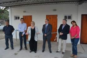 Leer más:Inauguran obras en Sede Regional Orán