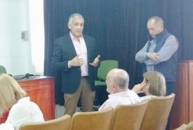 Leer más:Conferencias sobre Sismos en la Universidad Nacional de Salta