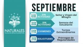 Leer más:Calendario Académico Septiembre