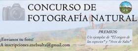 Leer más:Concurso de Fotografía Natural.