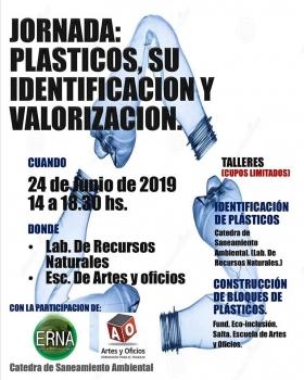 Leer más:Jornada: Plásticos, su Identificación y Valoración