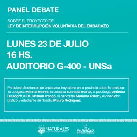 Leer más:Panel debate: Ley IVE