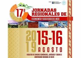 Leer más:17º Jornadas de la Asociación Regional de Economía y Sociedad del NOA (ARESNOA 2019)