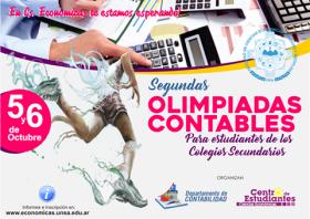 Leer más:Olimpiadas Contables para acercar estudiantes del nivel medio a la Universidad.
