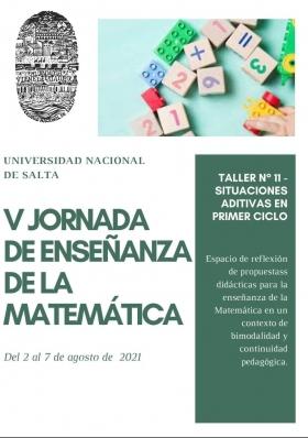 Leer más:V Jornada de la enseñanza de la matemática