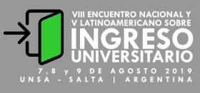 Leer más:VIII Encuentro Nacional y V Latinoamericano sobre Ingreso Universitario