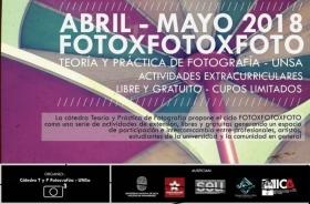 Leer más:Ciclo de talleres y charlas de Fotografía FOTOXFOTOXFOTO