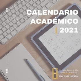 Leer más:Calendario Académico 2021de Humanidades