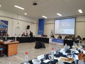Leer más:El Rector de la UNSa participa de una reunión del CIN Hacia la III Conferencia Regional de...