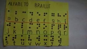 Leer más:Taller de Lectoescritura del Sistema Braille