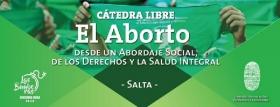 Leer más:Cátedra Abierta Aborto Legal