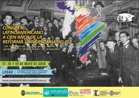 Leer más:Hacia la celebración del Centenario de la Reforma Universitaria