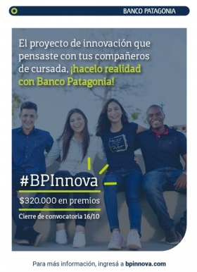Leer más:Convocatoria para desarrollar proyectos de innovación financiera digital