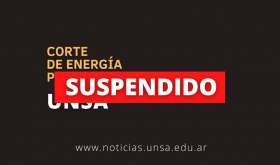Leer más: Se suspende el corte de energía en el complejo universitario programado para este domingo
