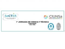 Leer más:I Jornada Conjunta de Ciencia, Técnica y Estudios Regionales