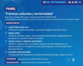 Leer más:ICSOH: Prácticas culturales y territoriales