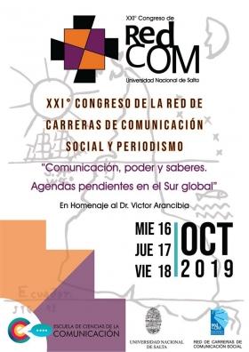Leer más:XXI Congreso de REDCOM