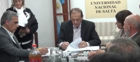 Leer más:Firma de Convenio Marco de Cooperación entre la UNSa y el IMAC