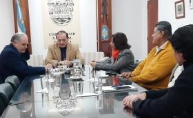 Leer más:Visita del Presidente del Concejo Deliberante a la UNSa