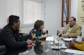 Leer más:Educación en contexto de encierro: La Dra. Alejandra Cebrelli y autoridades del penal federal de...