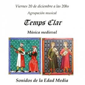 Leer más:Sonidos de la Edad Media en el Museo de Ciencias Naturales