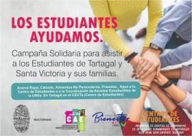 Leer más:Campaña Solidaria en la UNSa