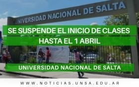 Leer más:El inicio de clases se prorroga al 1 de abril
