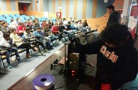 Leer más:INIQUI: Alumnos de la primaria participaron de una actividad de Divulgación Científica en la UNSa