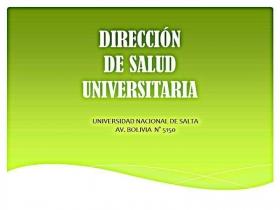 Leer más:UNSa: Procedimiento para el pedido de licencias médicas en situación de cuarentena