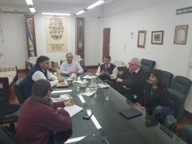 Leer más:Reunión con representantes políticos del Departamento San Martín