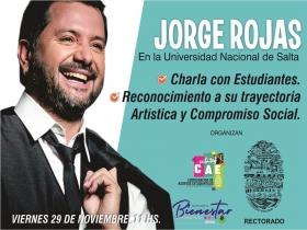 Leer más:Jorge Rojas en la UNSa