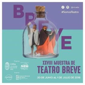 Leer más:XXVIII Muestra de Teatro Breve