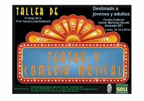Leer más:Taller de Teatro y Comedia Musical