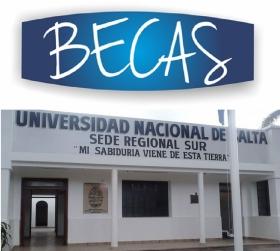 Leer más:Becas de Formación para la Sede Regional Metán Rosario de la Frontera