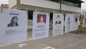 Leer más:Desagravio a los 30mil desaparecidos