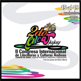 Leer más:II Congreso Internacional de Literaturas y Culturas Andinas en la UNJu