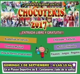 Leer más:Peña Infantil ChokoTekis 2017.