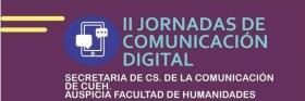 Leer más:II Jornadas de Comunicación Digital