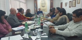 Leer más:El rector informó sobre gestiones realizadas en el Ministerio de Educación de la Nación