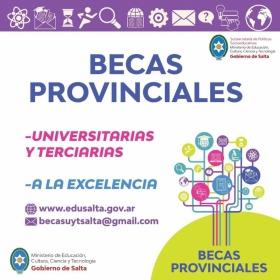 Leer más:Becas provinciales 2021 para estudiantes universitarios