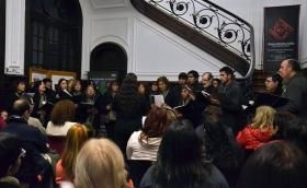 Leer más:Concierto Coral en el Palacio Zorrilla de la U.N.Sa