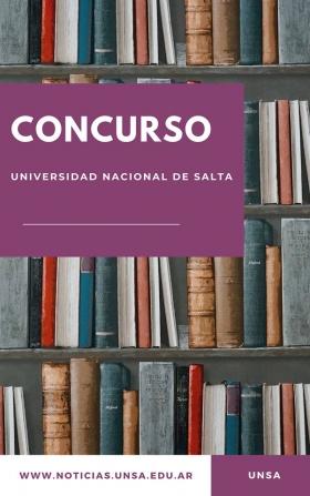 Leer más:Concurso de bibliotecario en el I.E.M. Salta