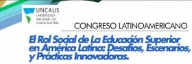 Leer más:Congreso Latinoamericano
