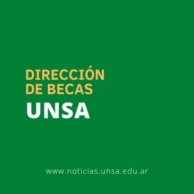 Leer más:UNSa: Dirección de Becas