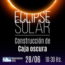 Leer más:Eclipse solar: Construcción de cajas oscuras