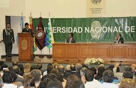 Leer más:Las Autoridades de la Universidad Nacional de Salta se expresaron en relación a la situación de...
